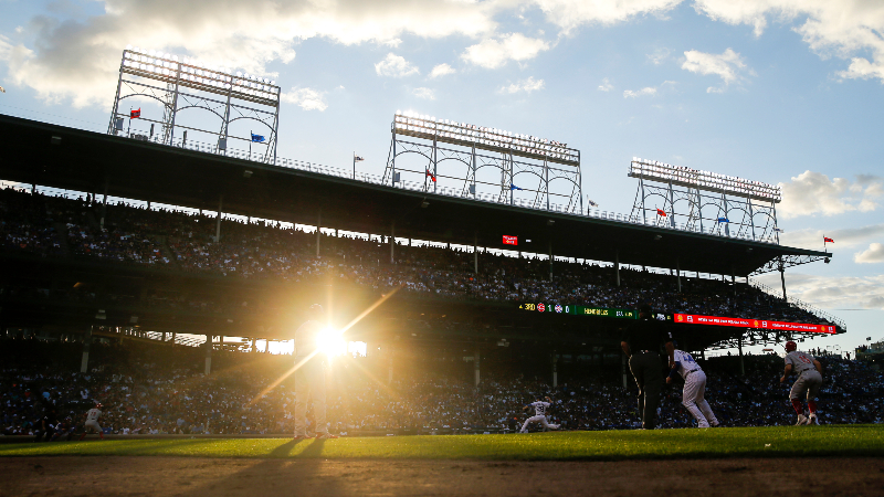 Padres vs. Cubs Betting Preview: How Wind, Weather At Wrigley Field Will Affect Over/Under in Friday Matinee article feature image