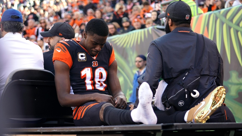 Bengals vs. Seahawks Odds: A.J. Green Injury Moving Week 1 Betting Line article feature image