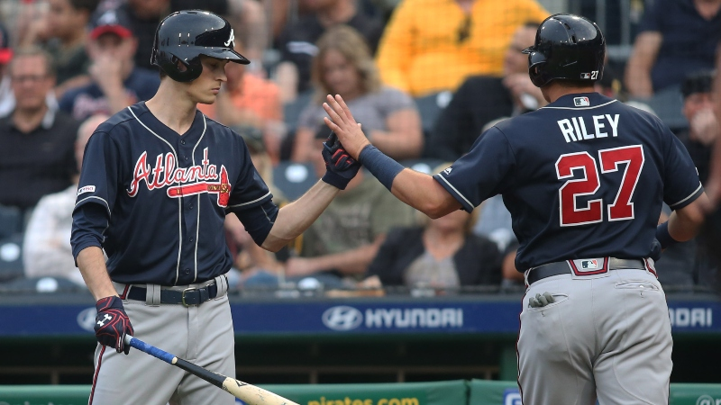 MLB Expert Predictions for Saturday: Our Staff's Favorite Bets, Including Braves vs. Phillies article feature image