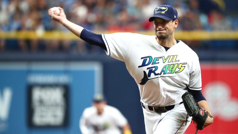 Zerillo's MLB Daily Betting Model, 7/7: Can Charlie Morton, Rays, Salvage Split with Yankees? article feature image