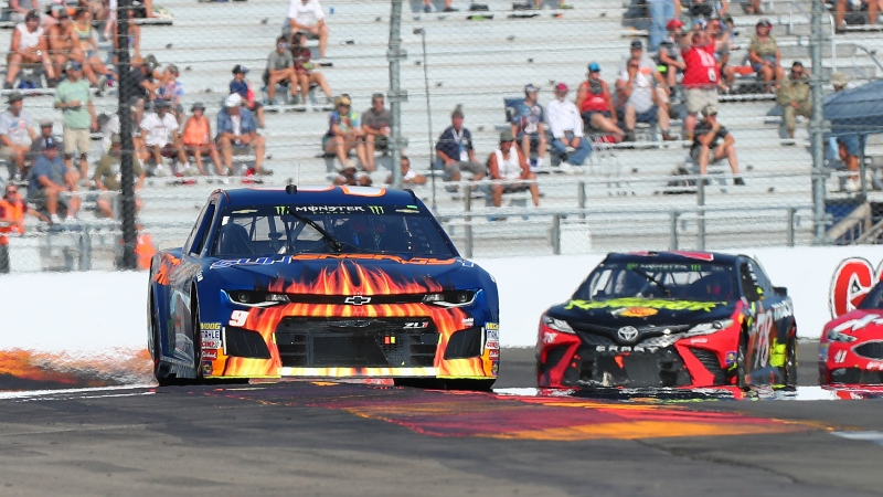 NASCAR Props Challenge Picks for Sunday's GoBowling at The Glen article feature image