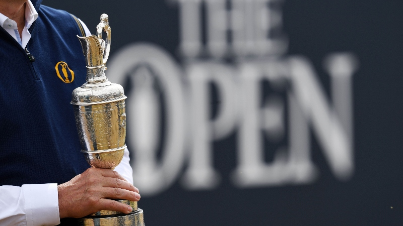2019 British Open Odds, Coverage: Picks, Longshot Bets & More article feature image