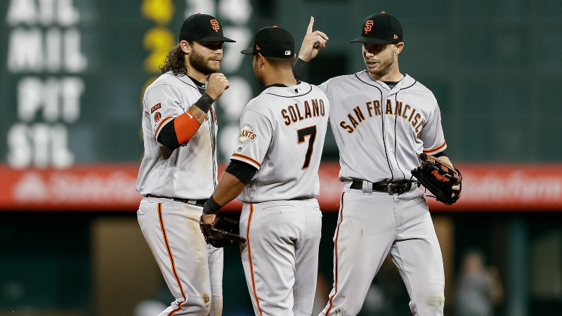 MLB Expert Predictions for Tuesday: Our Staff's 7 Favorite Bets, Including Giants vs. Rockies article feature image