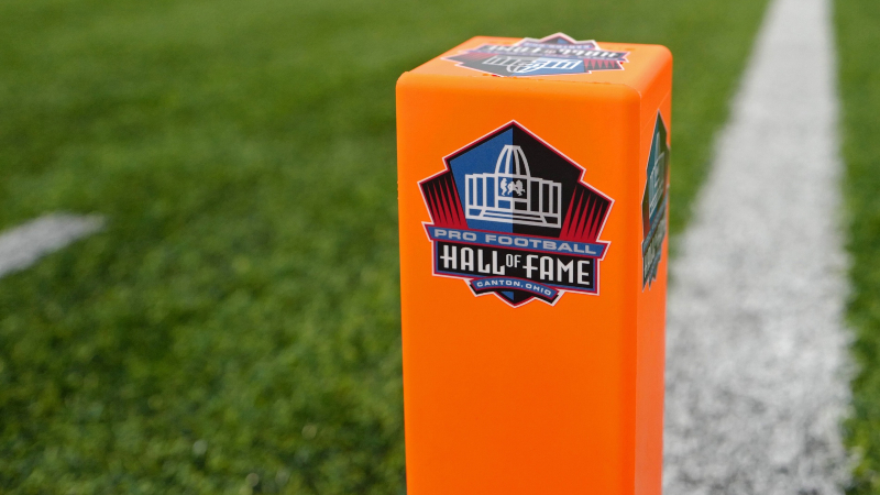 2019 NFL Hall of Fame Game Odds: Falcons Favored Over Broncos article feature image