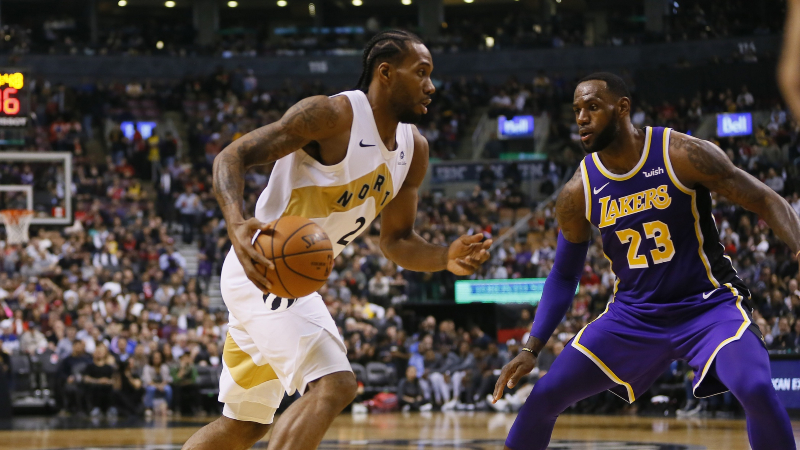 2020 NBA Title Odds: Clippers, Lakers Lead The Way After