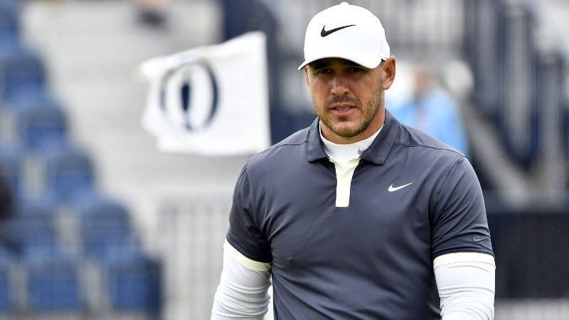 2019 British Open Odds: Brooks Koepka the Favorite After Round 1 article feature image