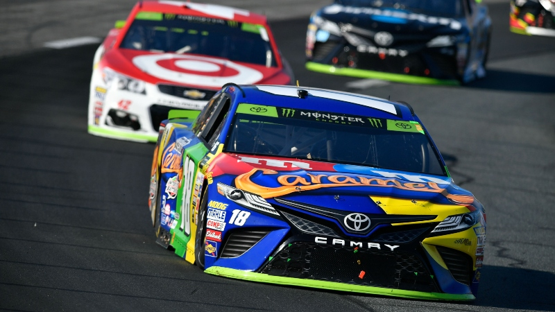 NASCAR Props Challenge Picks for Sunday's Foxwoods Resort Casino 301 article feature image