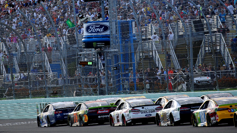 NASCAR Foxwoods Resort Casino 301 Betting Odds, Picks: The Lone Long-Shot Worth Betting article feature image