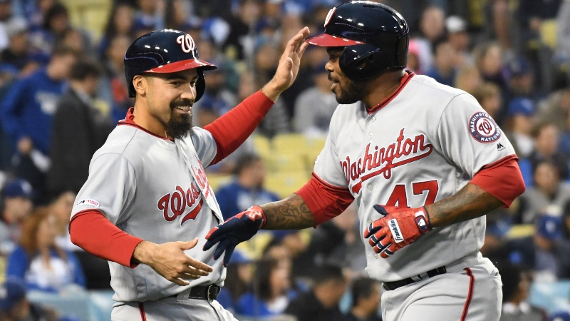 Stuckey: Should You Fade the Dodgers Against the Nationals on Friday? article feature image