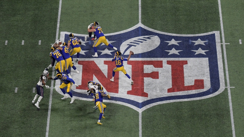 NFL Teams Share $8.78 Billion in Revenue article feature image