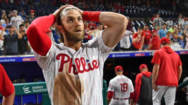 MLB Sharp Report: Pros Betting Dodgers-Phillies, 2 Other Wednesday Games article feature image