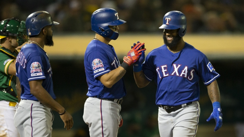 MLB Sharp Report: Pros Betting Rangers-Athletics, 2 Other Friday Games article feature image