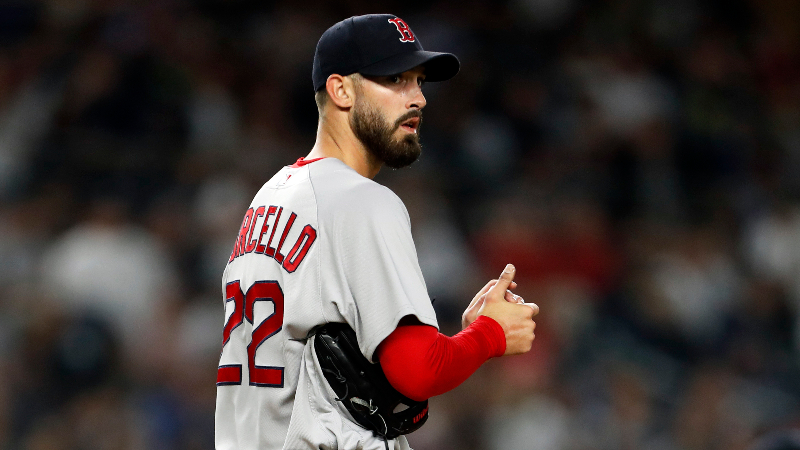 Stuckey: How I'm Betting Red Sox-Yankees on Thursday Night article feature image