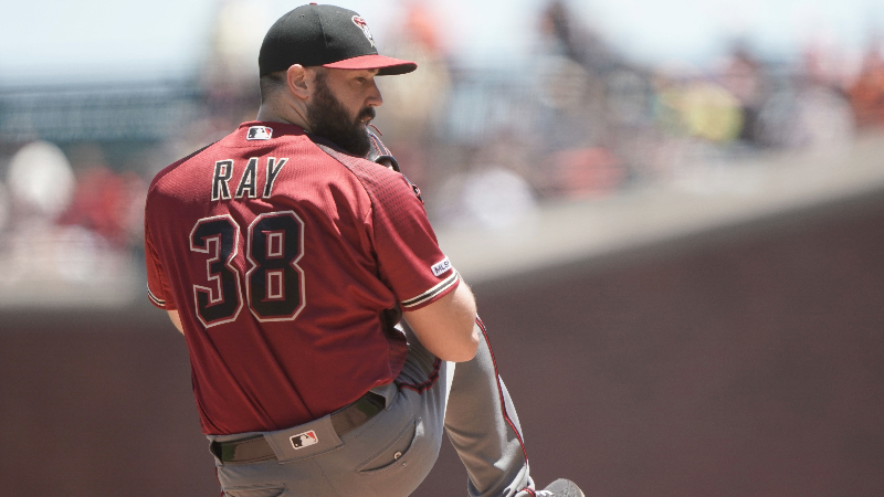 Zerillo's MLB Daily Betting Model, 7/6: Can Robbie Ray, Diamondbacks Get to .500 vs. Rockies? article feature image