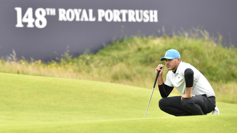 Updated 2019 British Open Odds: Koepka, Fleetwood the Co-Favorites After Round 2 article feature image