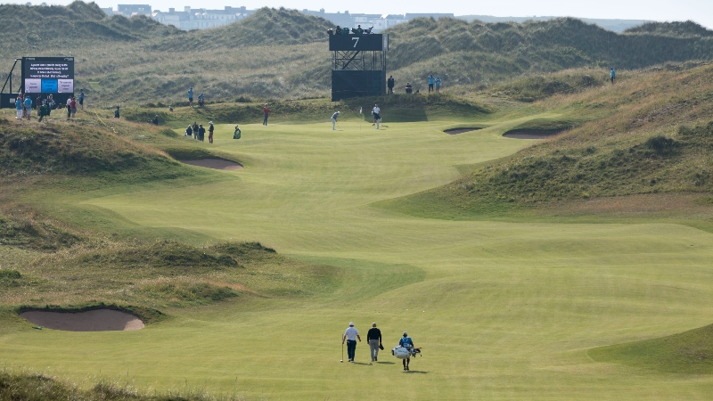 Perry's British Open Longshots Betting Guide: Don't Overlook This Golfer at 125-1 Odds article feature image