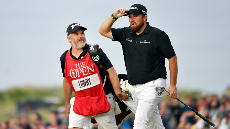 Rovell: Irish bettors Not Backing Shane Lowry as He Seeks History at the British Open article feature image