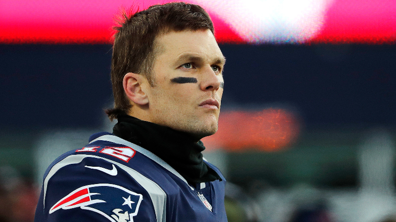 Are Tom Brady's Days as a Great Fantasy Football Quarterback Over? article feature image