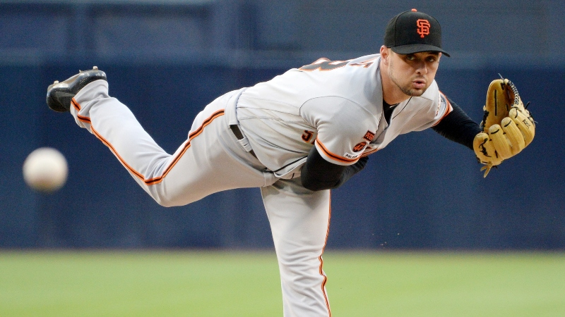 Zerillo's MLB Daily Betting Model, 7/19: Can Beede, Giants Slide Past deGrom? article feature image