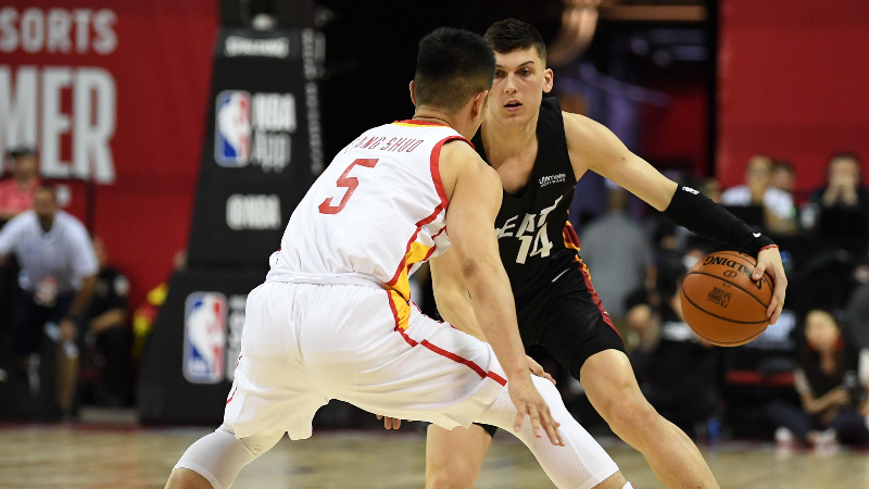 NBA Summer League Wednesday Betting Odds, Notes and Player News to Watch article feature image
