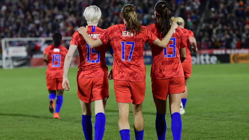 Women's World Cup Final Expert Bets: Our Staff's 6 Favorite Bets on USA vs. Netherlands article feature image