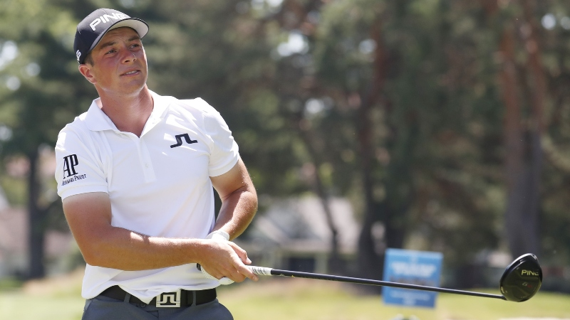 Sobel's 3M Open Matchup Preview: Viktor Hovland or Tony Finau? article feature image