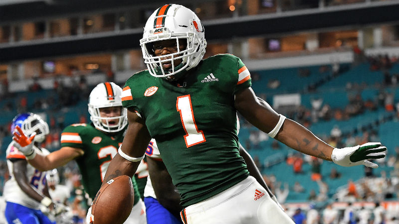 Miami (FL) vs Florida Odds - August 24, 2019 | The Action