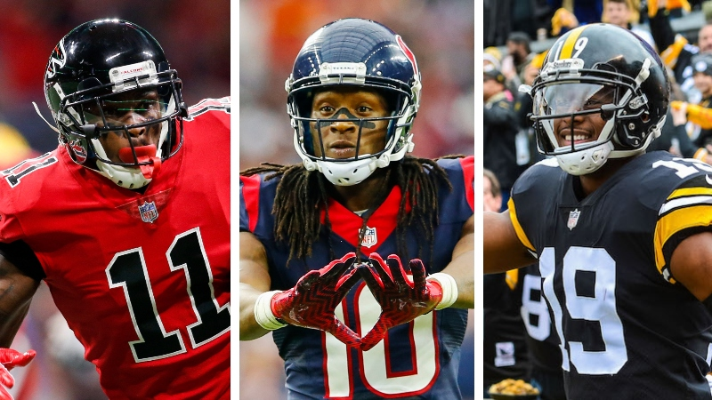 Koerner's Fantasy Football Tiers: WR Rankings and Draft Strategy article feature image