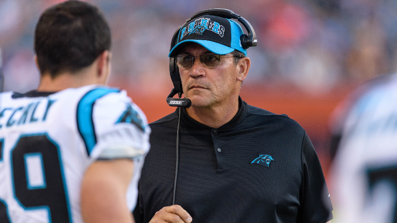 NFL Sharp Report: Pros Playing Panthers vs. Patriots, 2 Other Thursday Games article feature image