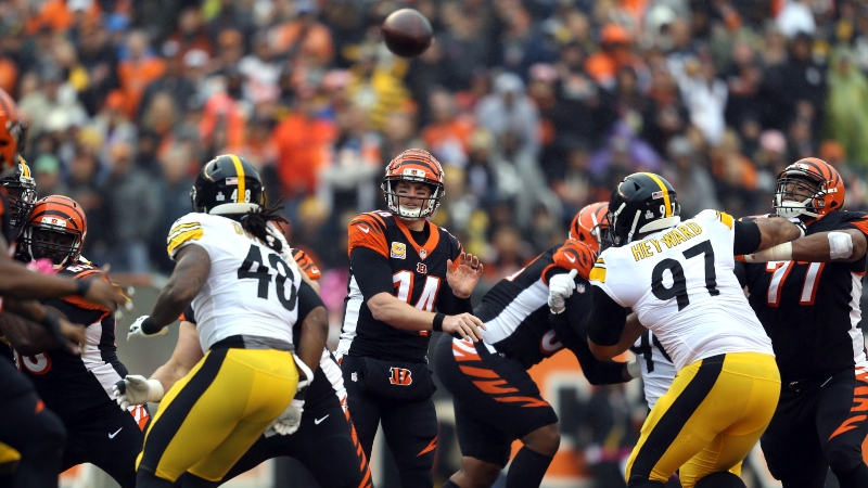 Bengals Vs Steelers Mnf Betting Cheat Sheet Everything You