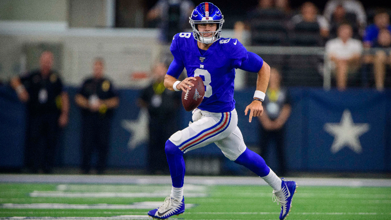 Giants vs. Buccaneers Betting Odds & Picks: The Daniel Jones Era Begins article feature image