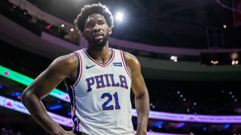 Joel Embiid's NBA MVP Odds: Expect Another Leap From Philly Big Man? article feature image