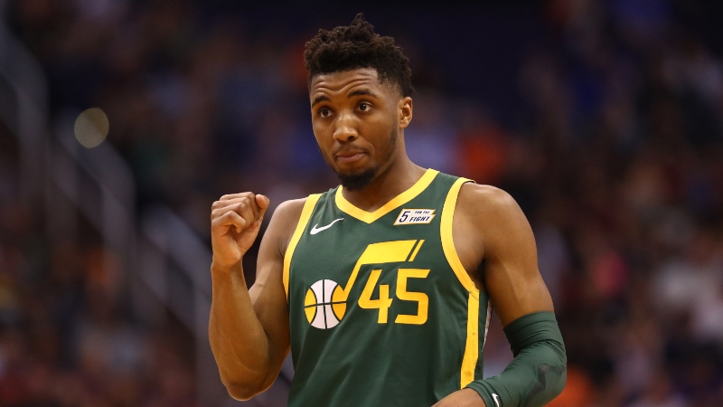 Donovan Mitchell's NBA MVP Odds: Will Utah Hit Its Ceiling? article feature image