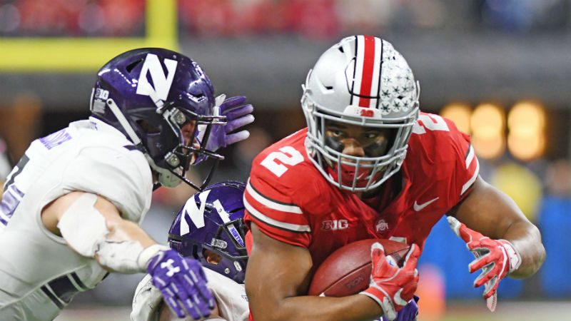 Friday College Football Betting: Odds & Picks for Ohio State-Northwestern, Pitt-Syracuse, 2 More article feature image