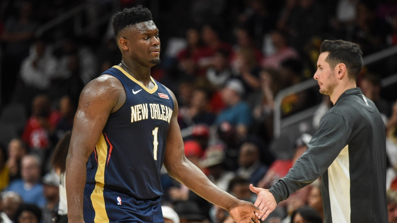 DraftKings Sportsbook Best Promo Code & Bonus (Wednesday, Jan. 22): Zion Williamson Prop Bets & Odds Boosts article feature image