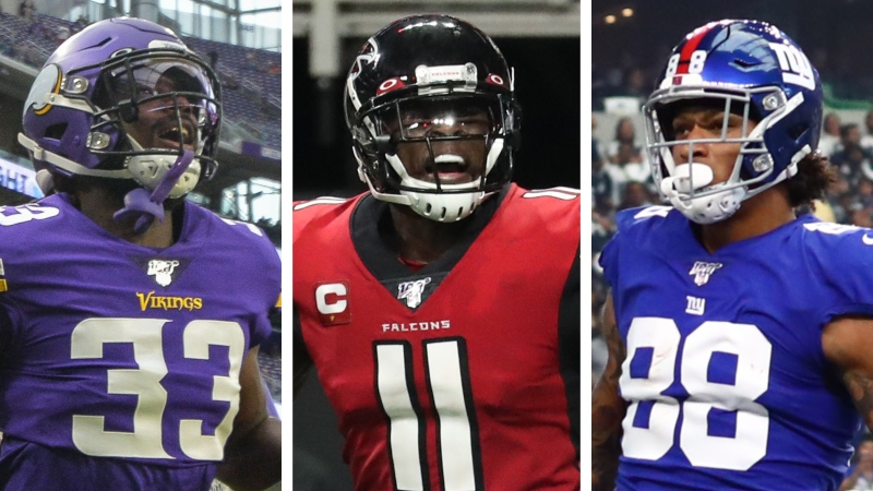 Week 5 Fantasy Football Rankings: PPR, Standard & Half-PPR article feature image