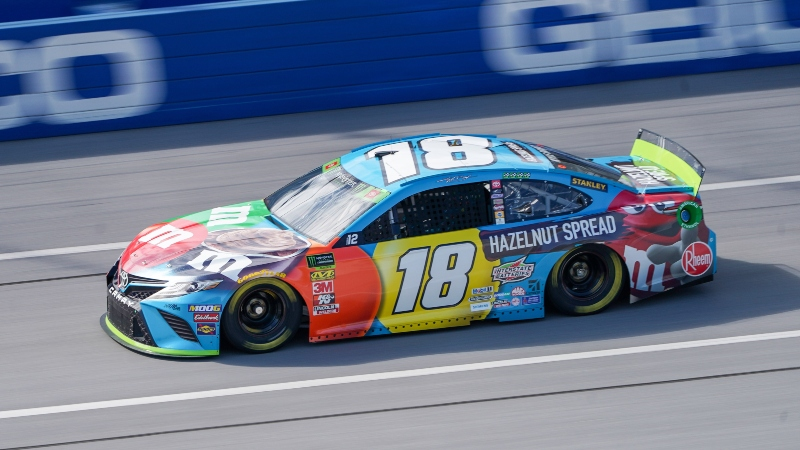 NASCAR Kansas Betting Odds, Picks: Three Drivers to Bet for the Hollywood Casino 400 article feature image