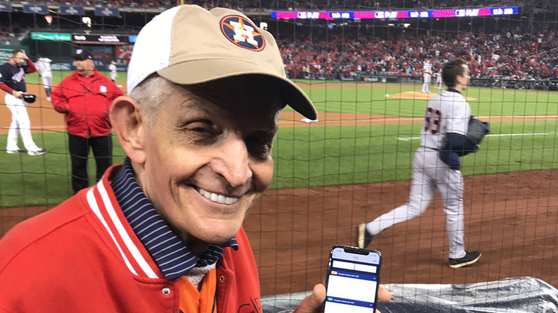 'Mattress Mack' Has $12M+ Riding on Astros in Game 6