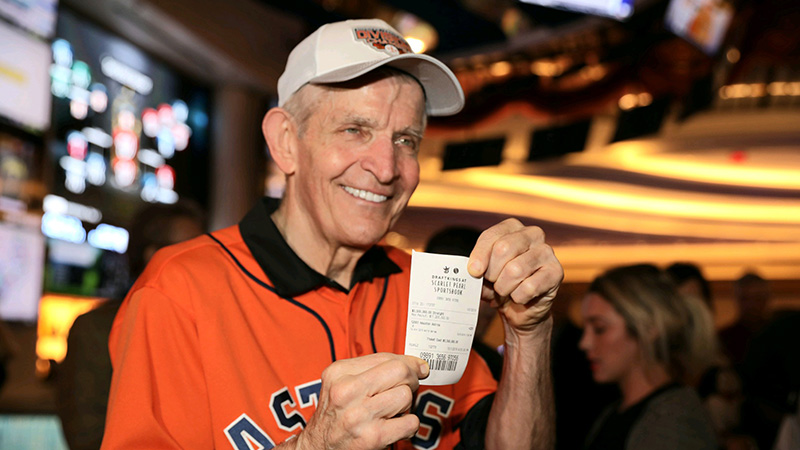 'Mattress Mack' on His $3.5 Million World Series Bet: 'I Still Have Other Bets to Place' article feature image