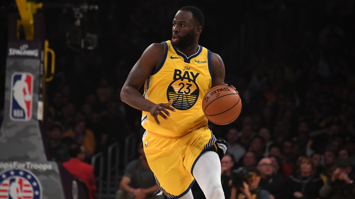NBA Injury News & Starting Lineups (Jan. 1): Draymond Green, Jimmy Butler Expected to Return, Aldridge Out Again article feature image