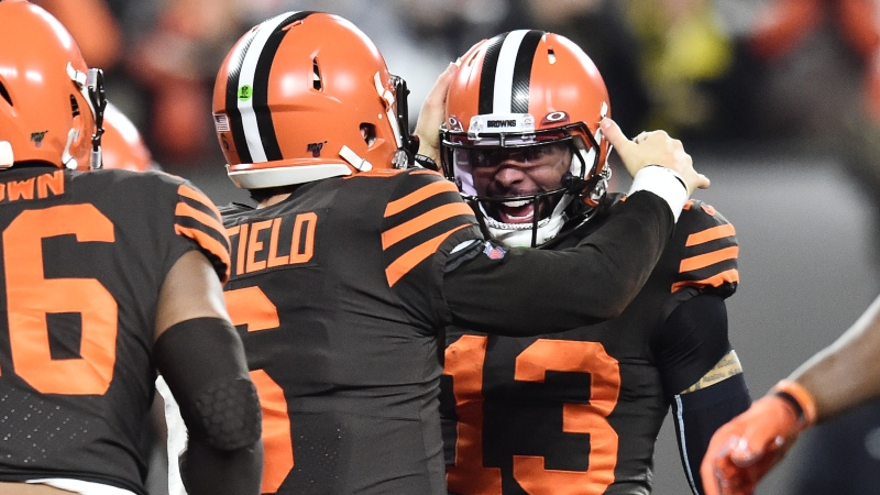 Browns Nearly Double Playoff Chances Shift Projected Afc