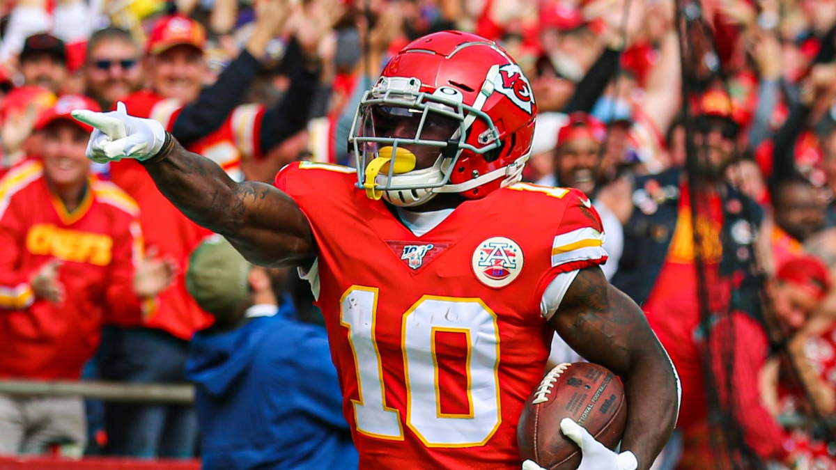 Week 13 Fantasy Football PPR Rankings: WR | The Action Network