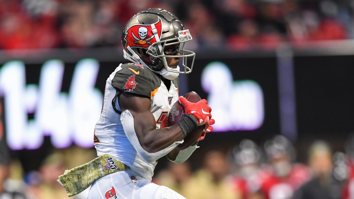 Week 13 Fantasy Football Standard Rankings: WR | The ...