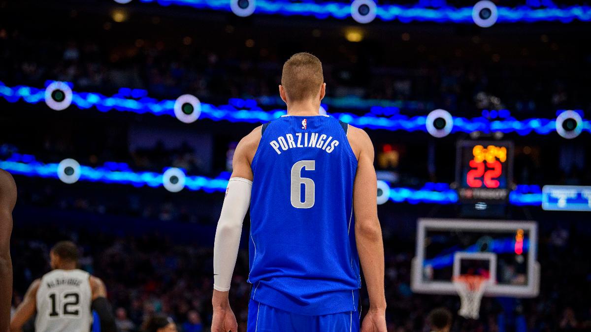 NBA Injury News & Starting Lineups (Jan. 11): Kristaps Porzingis Debut Postponed, Joel Embiid Trending Toward Playing article feature image
