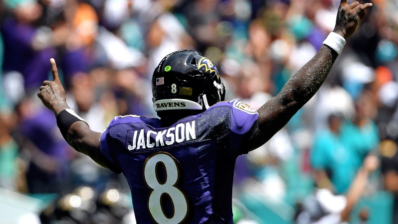 PointsBet Sportsbook to Pay Out All Lamar Jackson MVP Bets article feature image