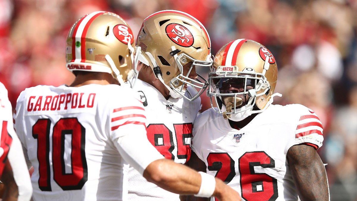 Packers vs. 49ers Odds: Latest Spread for the NFC Championship Game article feature image
