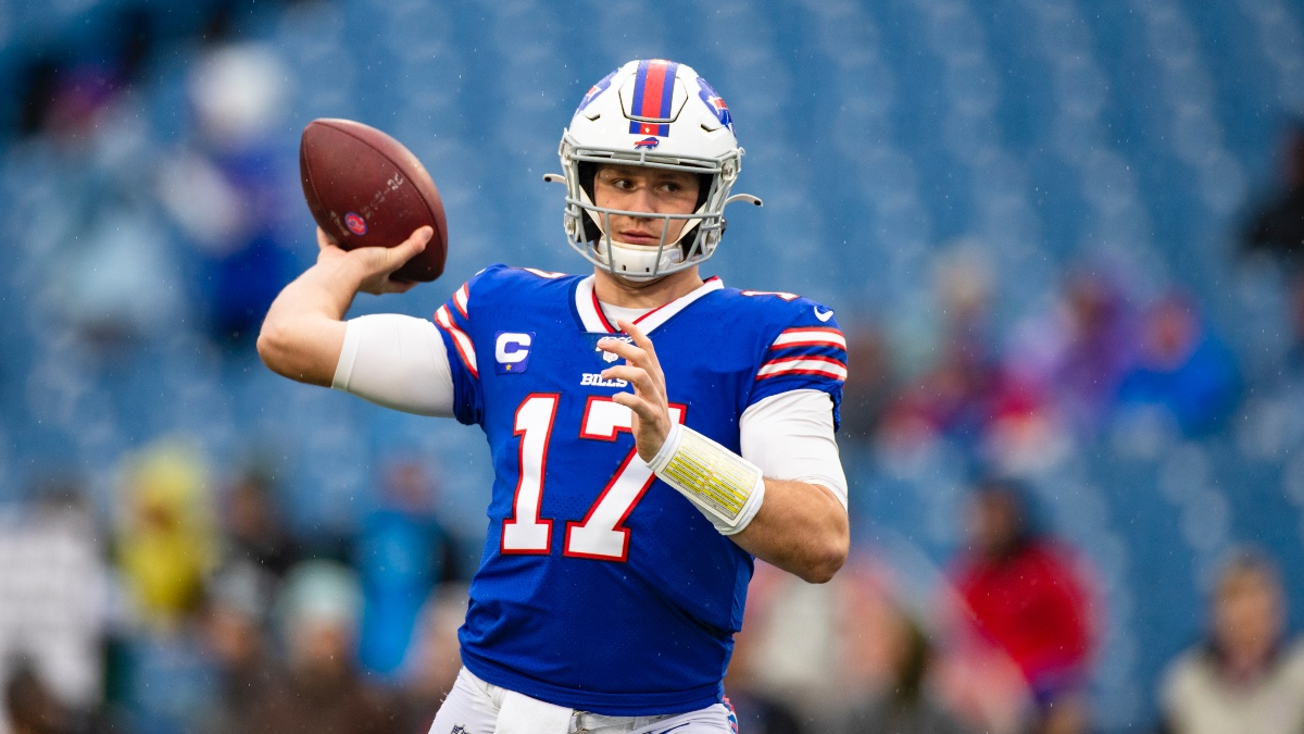 NFL Wild Card Betting Trends: How Quarterbacks Perform in Playoff Debuts article feature image