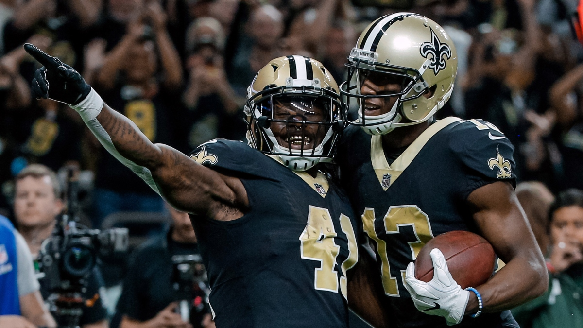 Michael Thomas & Alvin Kamara: What Their Returns Mean for Bears vs. Saints article feature image