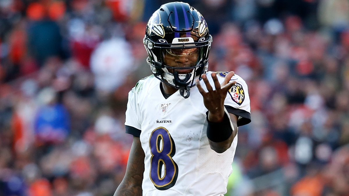 PointsBet's Best Promo Code & Bonuses (Saturday, Jan. 11): 'Will Lamar Jackson Score a Rushing TD?' Prop Booster article feature image
