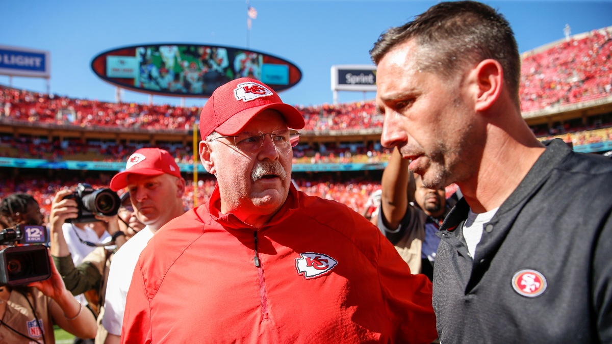 $210K on Chiefs, $116K on 49ers: The Biggest Super Bowl Futures Bets on the Line in Miami article feature image